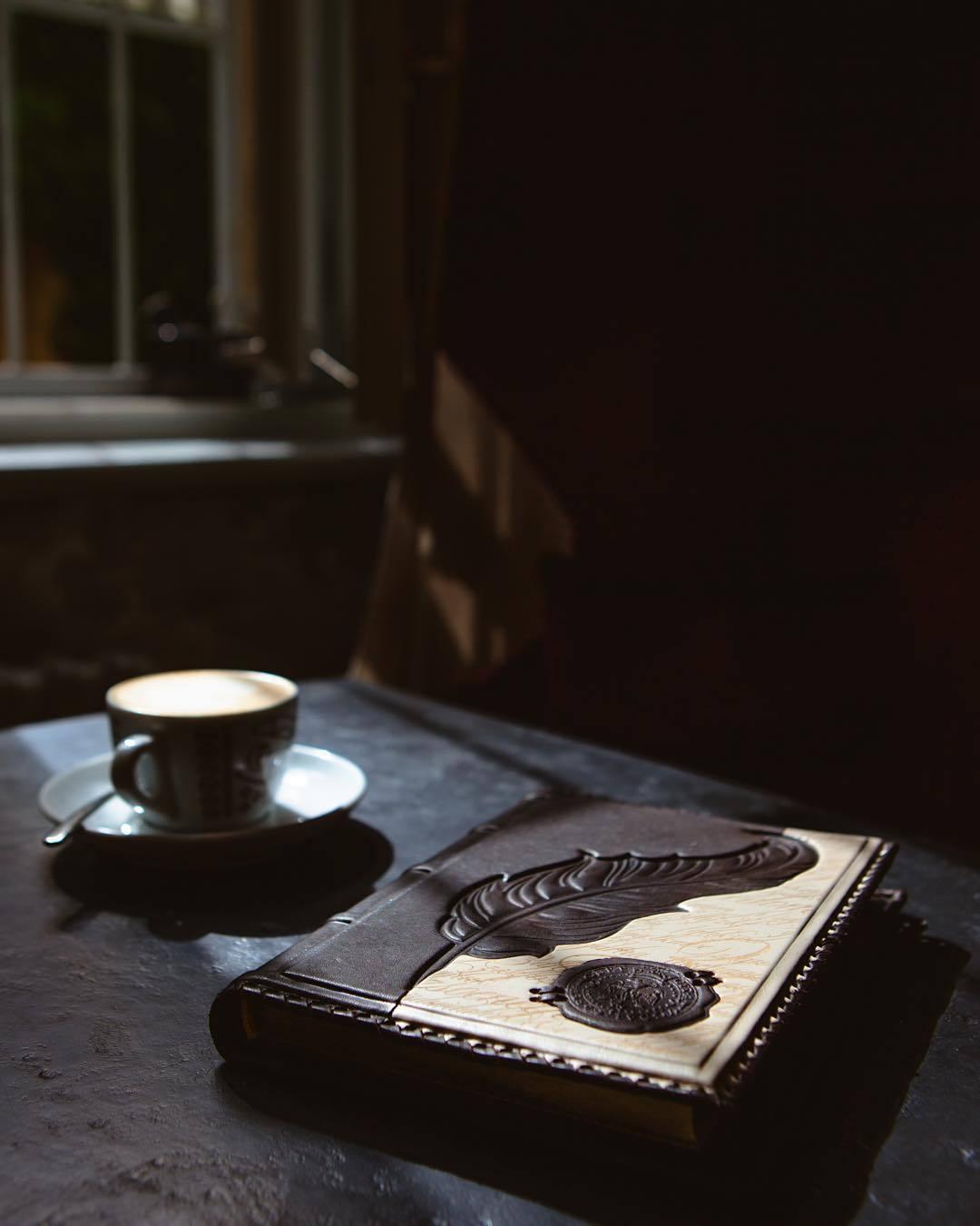 Ежедневник А5 | Царская печать | Коричневый