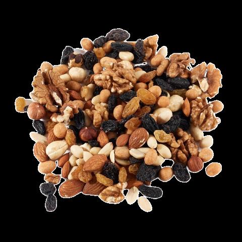 Ореховый коктейль из орехов и сухофруктов, 500 гр.