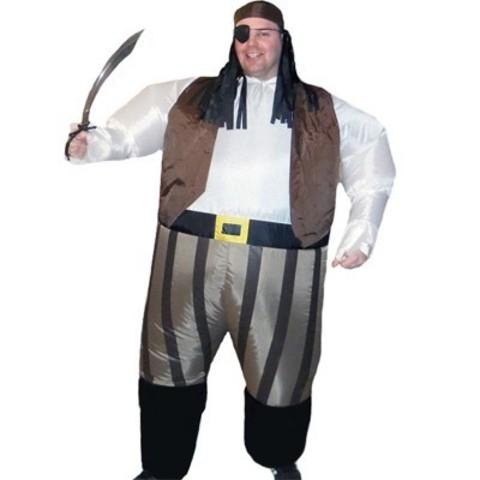 Костюм Пирата надувной