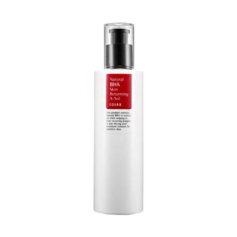 Тонер для проблемной кожи с BHA-кислотой COSRX Natural BHA Skin Returning A-S
