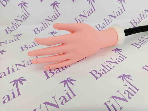 Тренировочная рука для маникюра (на гибком кранштейне)