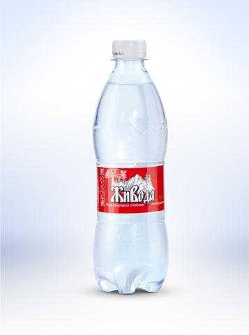 Вода Живода н/г, 0,5л. (Главводком)