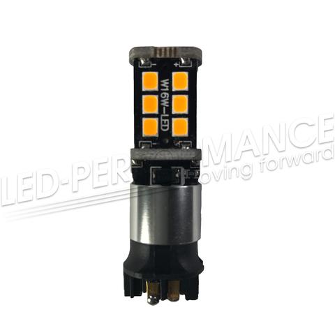 Светодиодная лампа PW24W Audi, BMW, Volvo, Ford