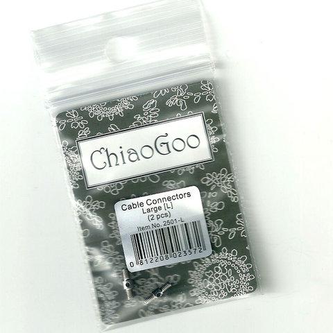 Коннекторы ChiaoGoo для тросов L