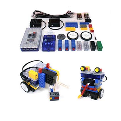Ресурсный набор RoboRobo RoboKids 1-2