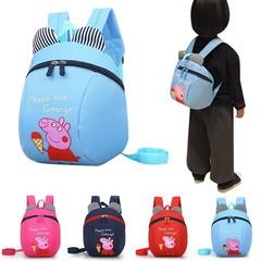 Розовая Свинка рюкзак детский