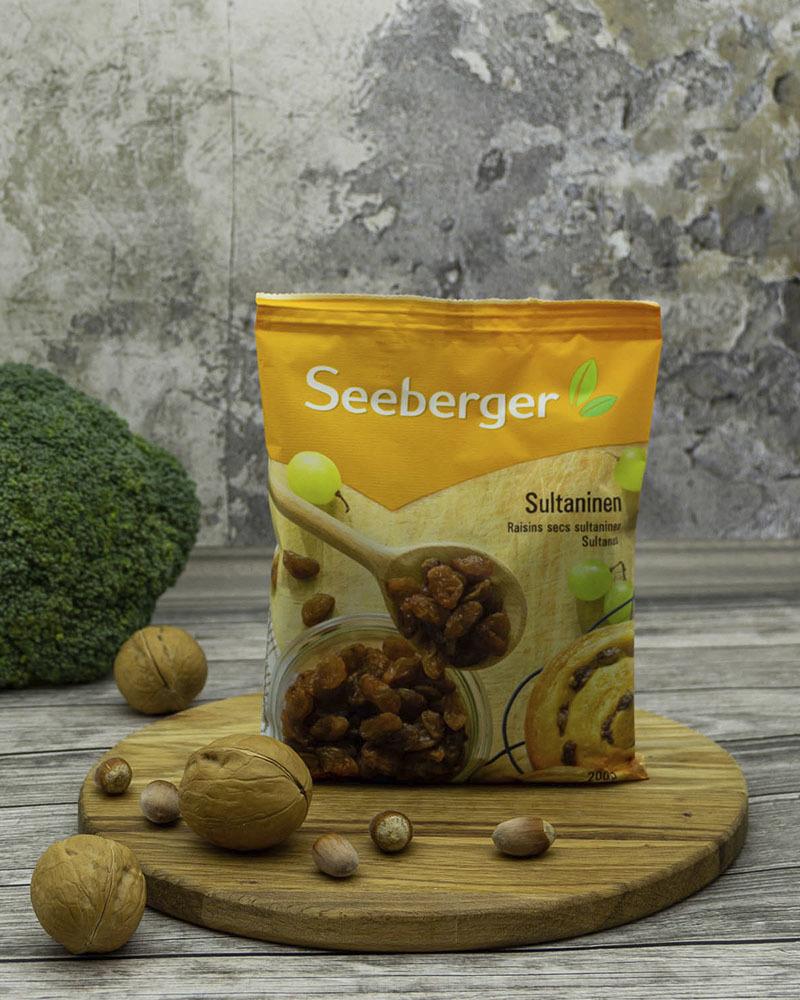 Султанский изюм Seeberger 200 гр.
