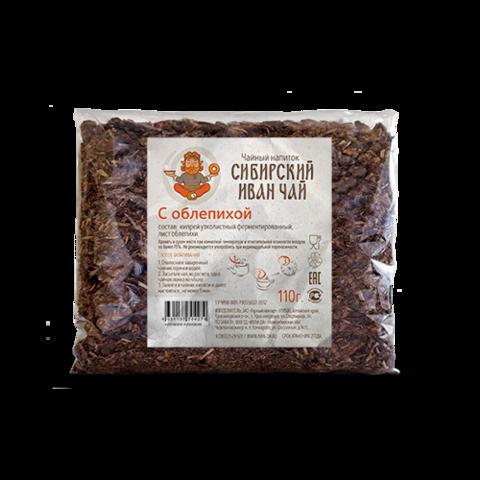 Сибирский Иван-чай «С облепихой», 110 г