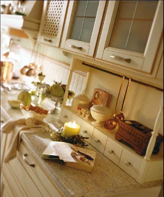 Кухня ПРОВАНС 7