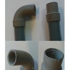 Шланг сливной, Г-образный длина 1.5m, D-19/20 GORENJE и др. 131305