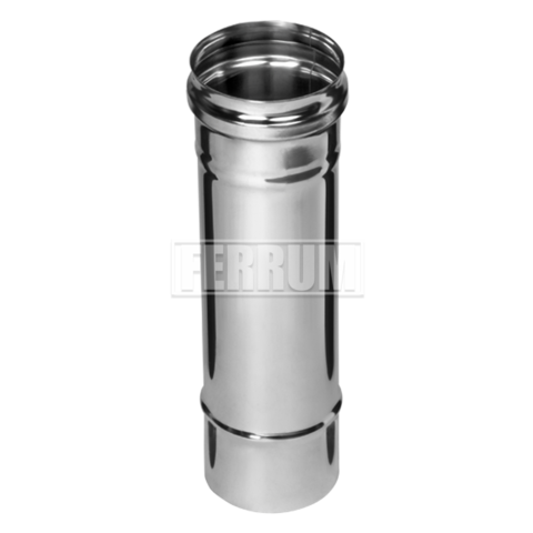 Дымоход одностенный Ferrum