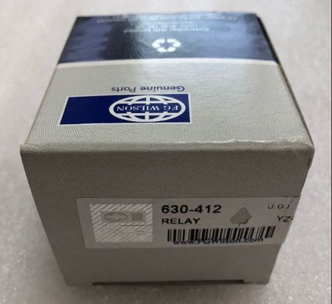 Реле / RELAY 24VDC TYCO 30/40A АРТ: 630-412