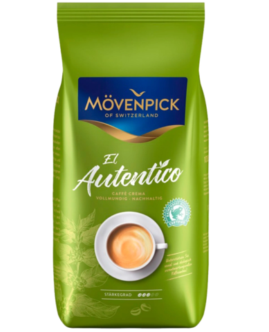 Кофе в зернах Movenpick El Autentico 1000 г