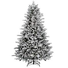 Ель Royal Christmas Nashville Flocked 180 см заснеженная