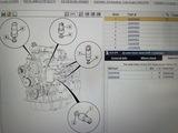 Датчик давления масла двигателя diezelmax JCB 3CX 4CX  оригинал 320/A4216E 320/04046 , 320/A4146