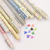 Набор цветных гелевых ручек Pattern