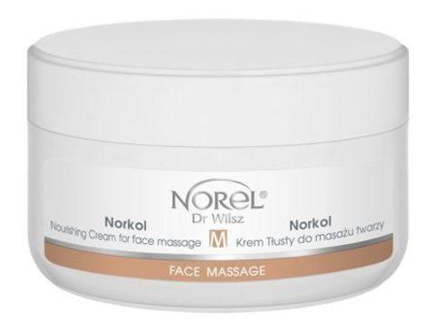 *Питательный крем для массажа лица (NOREL/200мл/PK 024)
