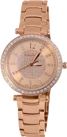 Наручные часы Romanson RM6A03QLR(RG)