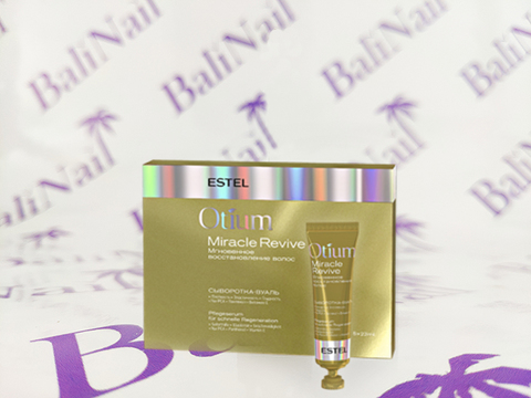 OTIUM MIRACLE REVIVE Сыворотка-вуаль для волос