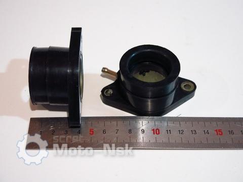 Патрубки карбюратора Yamaha XT600 XT600E XT600Z 86-02