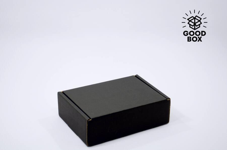 Черная подарочная коробка купить в Алматы
