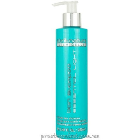 Abril et Nature Essential Light Bain Shampoo – Шампунь для тонких и ломких волос