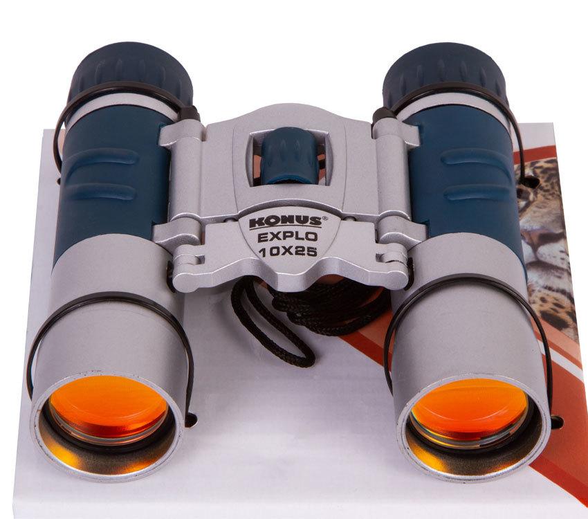 Бинокль Konus Explo 10x25 - фото 4