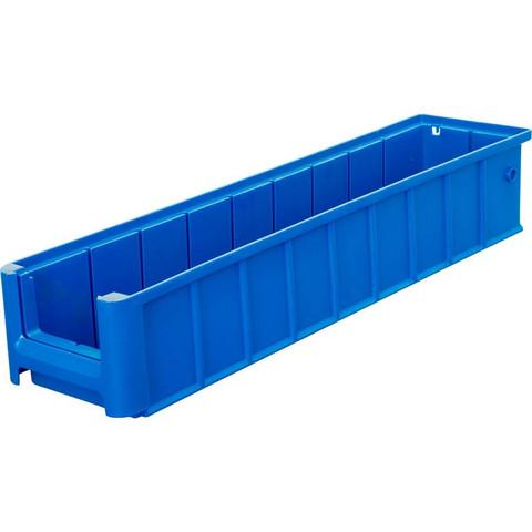 Контейнер полочный SK 5109 сплошной, 500 х 117 х 90 синий