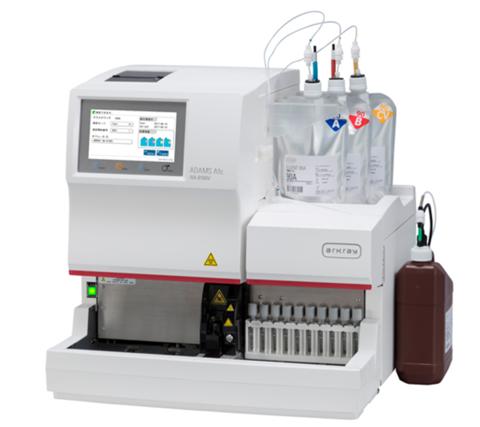 Adams A1c HA-8180 Автоматический анализатор для измерения гликированного гемоглобина/Arkray, Япония