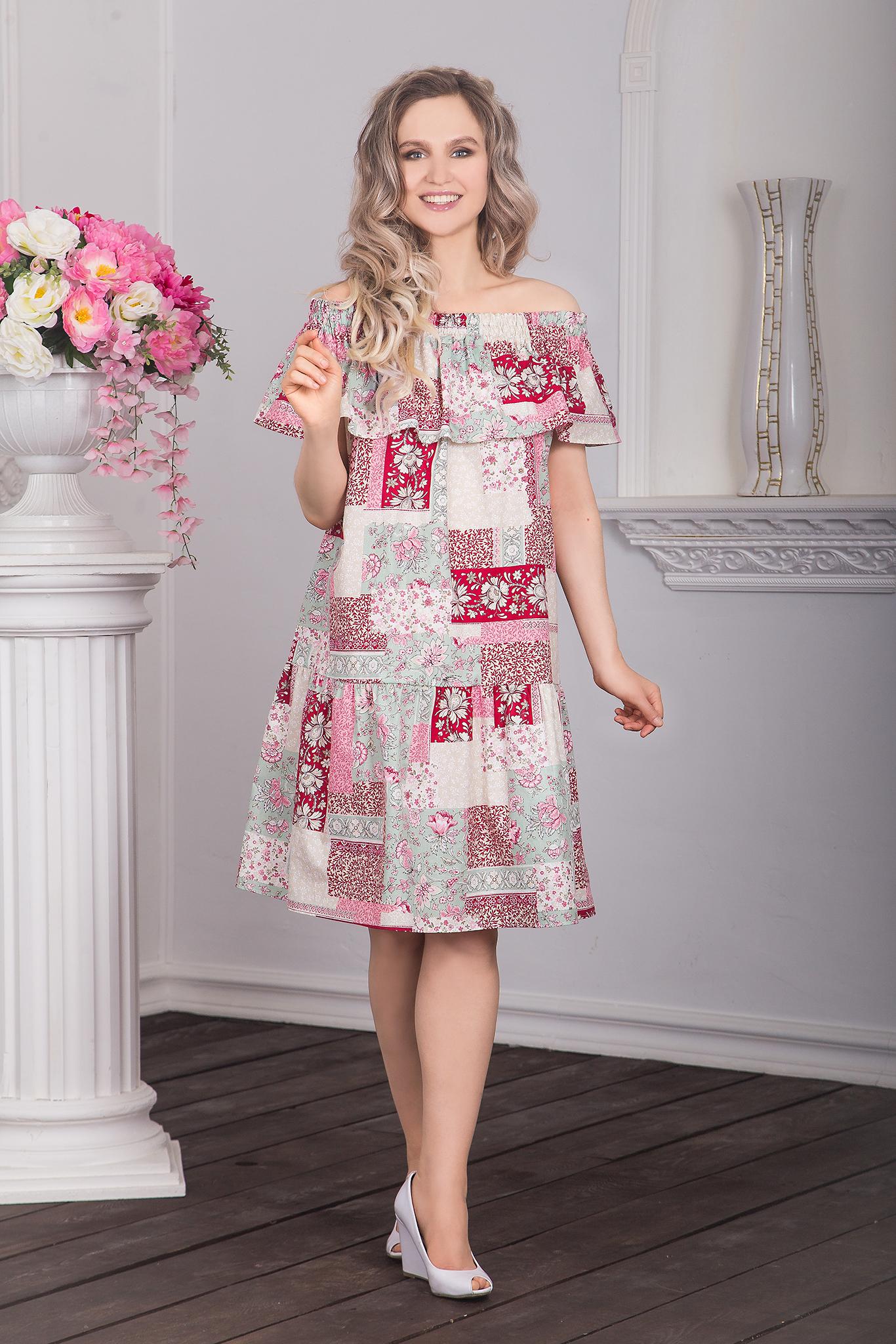 Платье Первая любовь полный рост