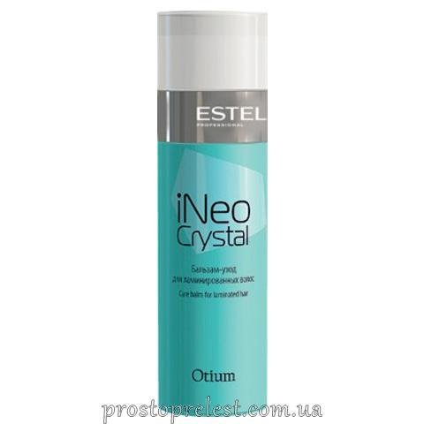 Estel Otium iNeo-Crystal Balm - Бальзам-догляд для ламінованого волосся