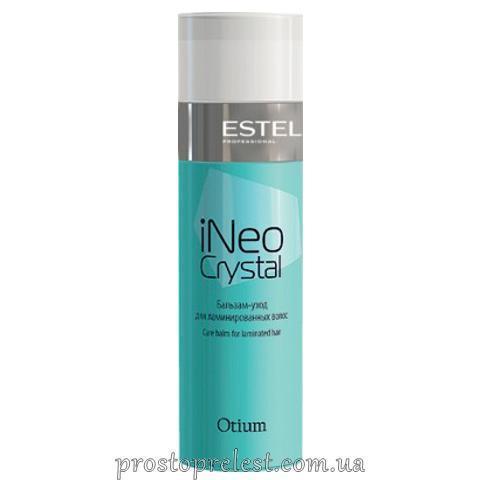 Estel Otium iNeo-Crystal Balm - Бальзам-уход для ламинированных волос