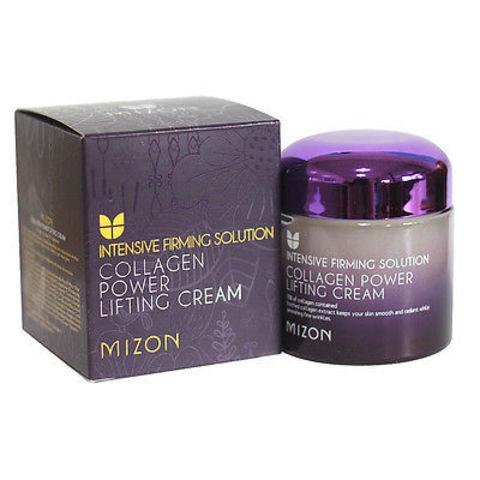 Mizon Collagen Power Lifting Cream коллагеновый увлажняющий лифтинг-крем для лица