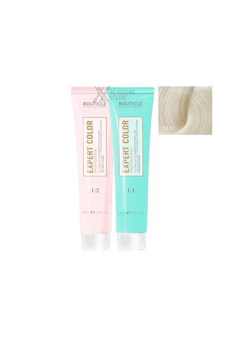 Expert Color Hair Color Cream 12/01 пепельный экстра блондин 100 мл