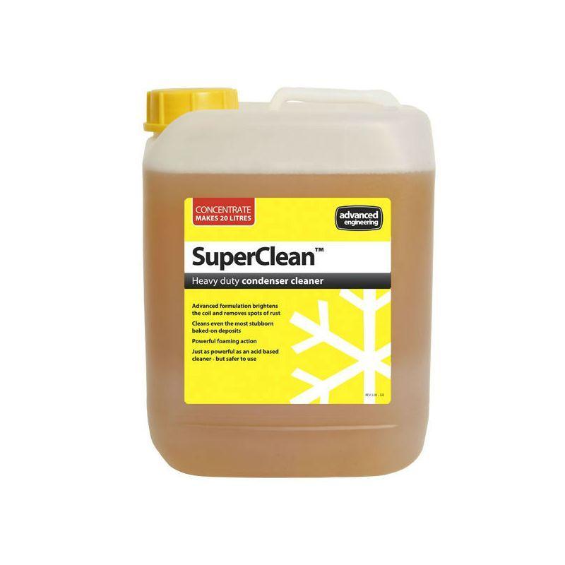 Концентрат SuperClean (Средство для очистки конденсатора не на кислотной основе)