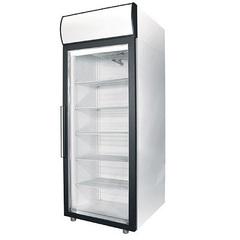 Шкаф холодильный POLAIR DM105-S (697х710х2028, 0,35кВт, 220В),  +1…+10 °C,  500л