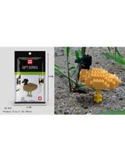 Конструктор Wisehawk Эму 115 деталей NO. B42 Emu Gift Series