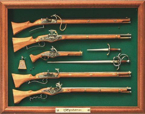 18-19 century rifles