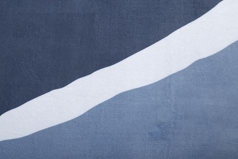 Плюшевый коврик 120х160 см Ледник