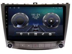 Магнитола для Lexus IS250 (05-12) Android 10 6/128GB IPS DSP 4G модель CB-3122TS10