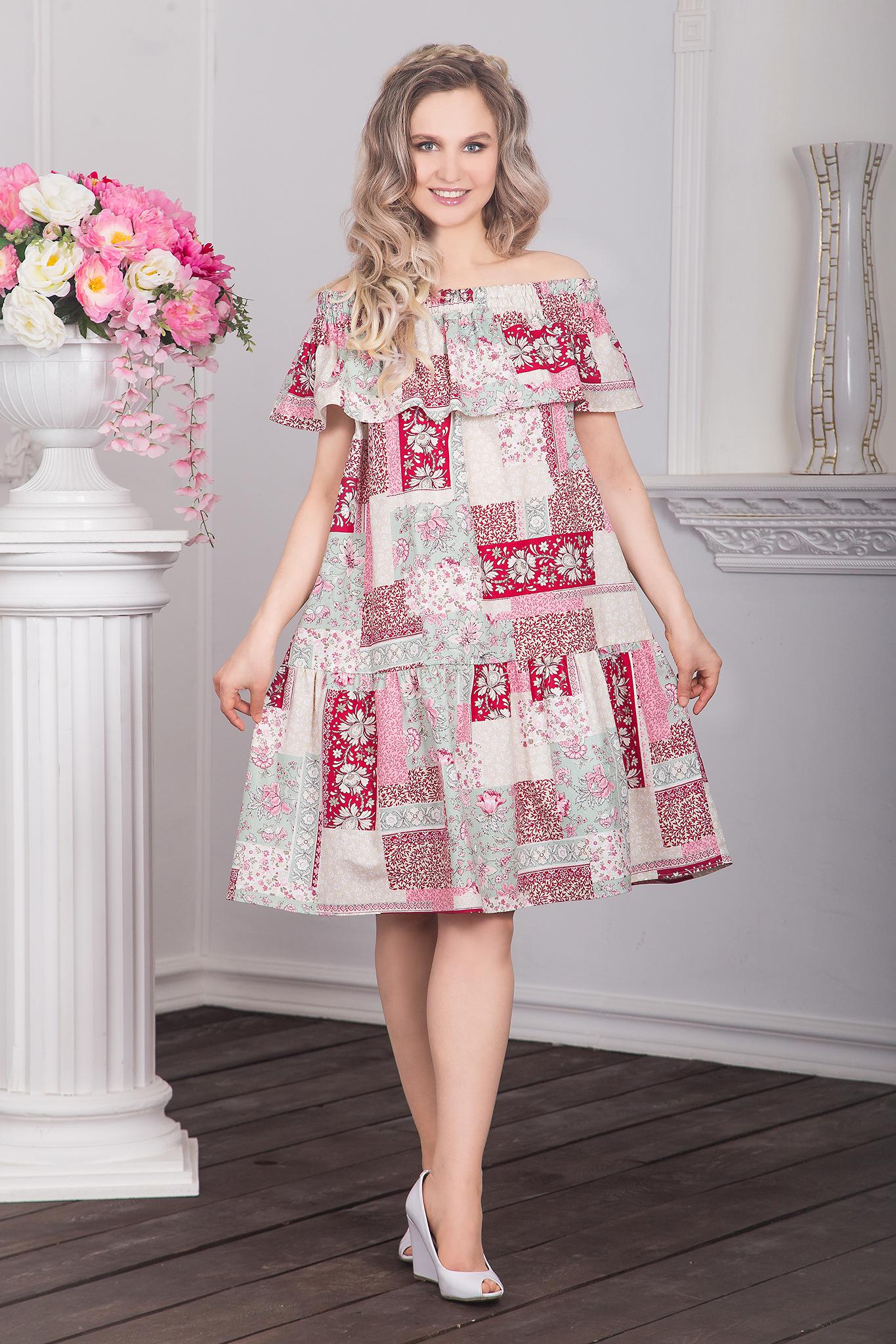 Платье Первая любовь без пояса