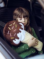 Подушка на ремень безопасности Клювонос Мороженое