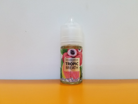 Tropic Breath by ICE PARADISE SALT 30ml