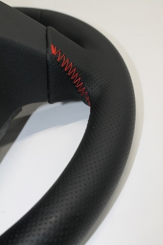 Руль Lada Vesta/Xray обтянутый кожей