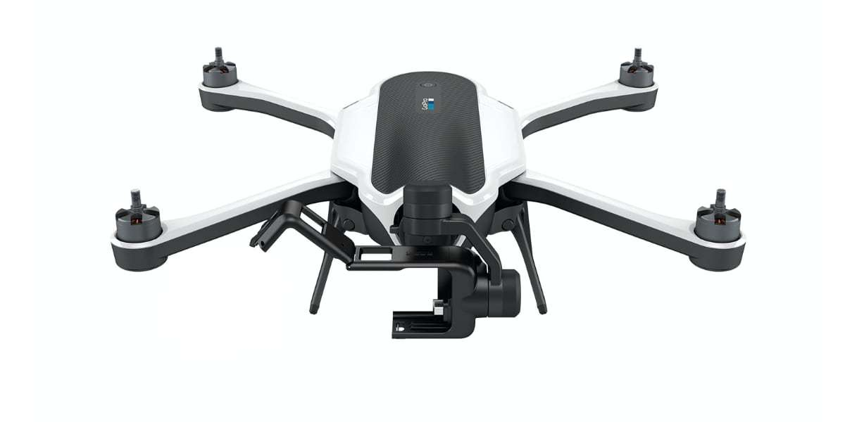 Квадрокоптер GoPro Karma with HERO5/6 Black Harness (без камеры)