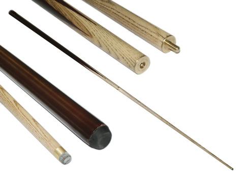 Кий бильярдный складной с медным наконечником. Длина 160 см, 13 мм: M2-160-13#