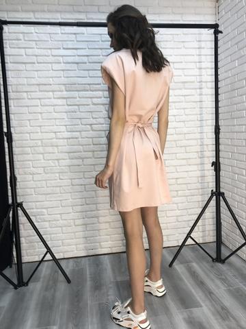 платье-туника без рукавов недорого
