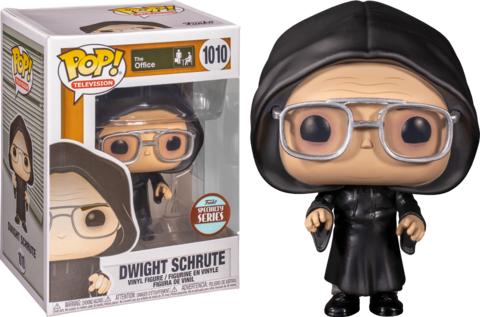 Фигурка Funko Pop! TV: The Office - Dwight Schrute (Excl. to Specialty Series)