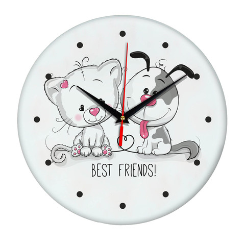 Сувенир и подарок часы cats0079
