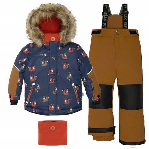 Детский комплект Deux par Deux зима